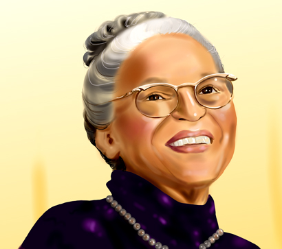 older students rosa parks